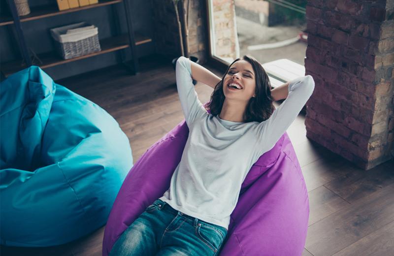 Selbstmarketing für Frauen sorgt für Entspannung