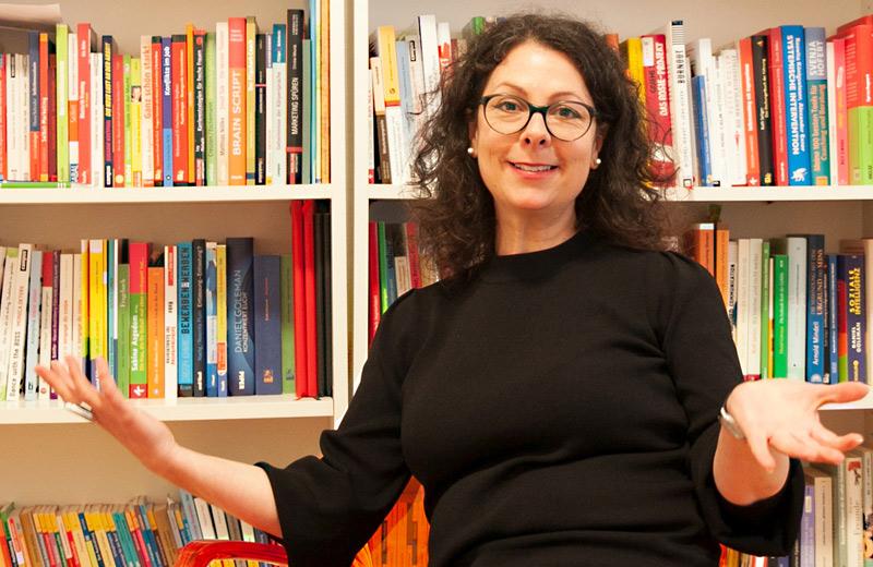 Tiziana Bruno ist Coach und Trainerin für Persönlichkeitsentwicklung